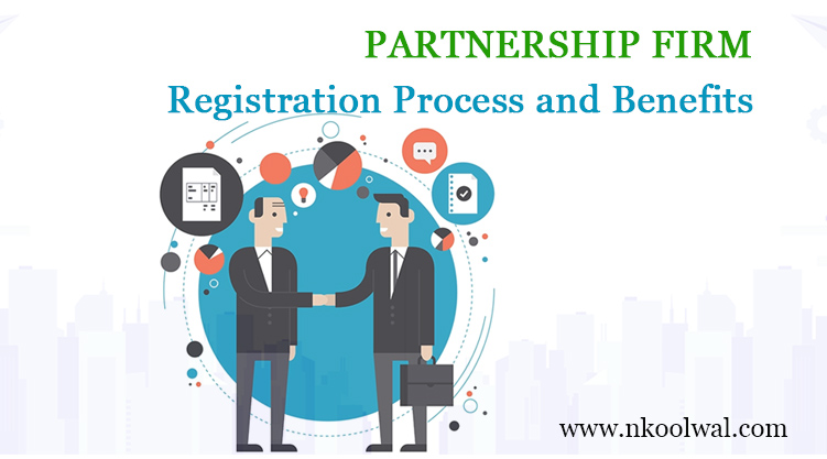 Partnership Firm: Registration Process, Required Documents & Benefits
